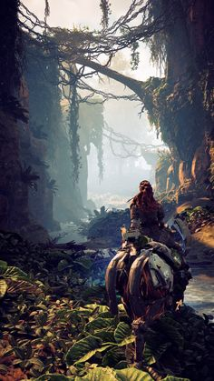 playstation desenho Untitled - - Ideas of - Horizon Zero Dawn Rotate -Photo Mode Wallpapers Games, Fullhd Wallpapers, Gaming Wallpapers, Horizon Zero Dawn Wallpaper, Zero Wallpaper, Video Game Art, Video Games, Cry Anime, Anime Art