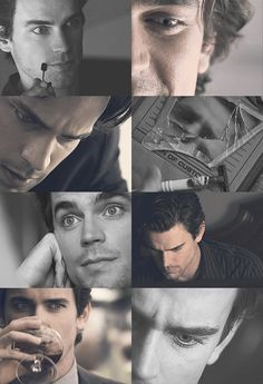 Neal Caffrey - White Collar - an absolutely EXCELLENT character!!