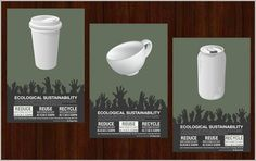 PRINT : ECOLOGICAL SUSTAINABILITY CONFERENCE POSTERS
