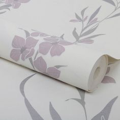 Jardin Lavender Wallpaper