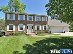 This well maintained home sits on 1.7 acres in a park like setting with 3400 finished sq ft.  The main level features a living room with fireplace and built in bookcases, a formal dining room, den, eat in kitchen overlooking the back yard with cherry cabinets, stainless appliances and granite countertops.  There is a nice sized mud room with built in lockers and a first floor laundry room.  Upstairs you will find a large master suite with a large walk in closet and master bathroom with…