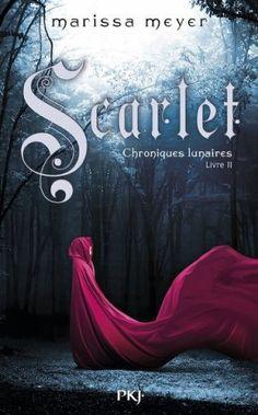 Les chroniques lunaires, tome 2 : Scarlet de Marissa Meyer | Les bouquins de Chloé