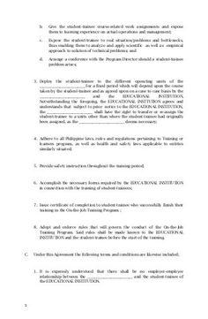 Memorandum Of Agreement Sample Civil Service Reviewer, Civilization, Philippines, Presents, Garden, Gifts, Garten, Lawn And Garden, Gardens