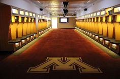 The New Locker Room