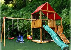 Hopefully we will finish building one we have pieces and parts for like this one in the backyard!! Fun times coming soon!!
