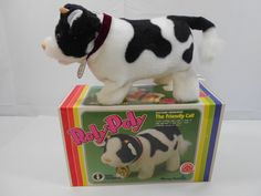 Toys & Hobbies Battery Operated Retro Battery Operated Cow Calf Play Drums Drumming Cute Fun Toy Figure