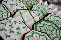 beautiful cookies by cookienan
