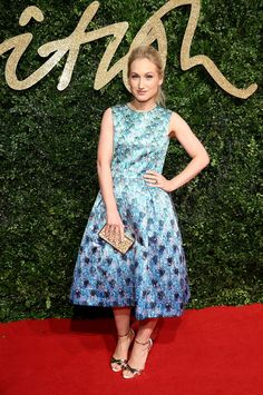 Sophia Webster aux British Fashion Awards
