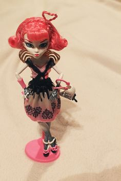 Another upcoming Monster High release.  !Acquired!
