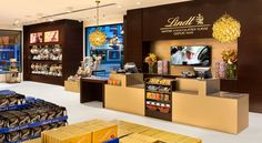 This Christmas, step inside a Lindt Chocolate Shop to experience the biggest selection of Lindt premium chocolates and exclusive Lindt chocolate offers. Lindt Chocolate, Chocolate Shop, Autocad, Lindor, Pick And Mix, Retail Interior, Shop Around, Step Inside, Serving Dishes