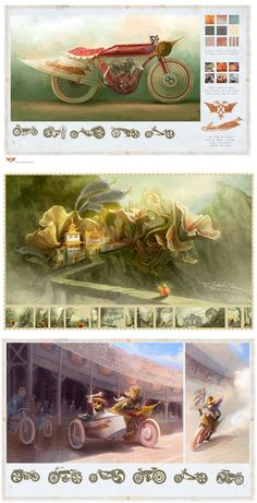 Desenvolvimento Visual / Priscilla Wong