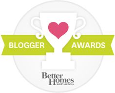 I voted for Studio DIY in the BHG Blogger Awards. Cast your vote at BHG.com/BloggerAwards.