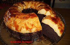 Ζαχαροπλαστική - Page 15 of 106 - Daddy-Cool. Greek Recipes, Desert Recipes, Cyprus Food, Flan Cake, Japanese Food, Easy Desserts, Food Inspiration, Food To Make, Cake Recipes