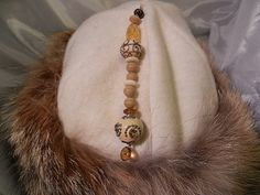 Amazing Norse Mongolian Russian cossack Viking fur by Micheleshats
