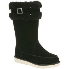 Bear Paw Turquoise Color Women Shoes For Winter