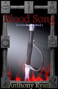 Raven's Shadow Book One: Blood Song (Raven's Shadow) by Anthony Ryan. $3.37