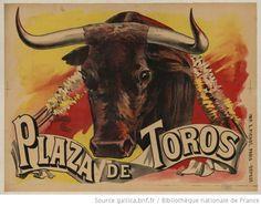 Plaza de toros, 1893.