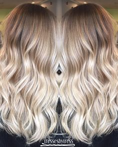 Blonde ombré balayage More http://niffler-elm.tumblr.com/post/157399723736/mens-hairstyles-for-egg-shaped-heads-short