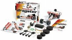 Crafty Wrens' Build your own Dragster Kit