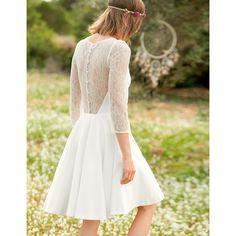 courte MADEMOISELLE R : prix, avis & notation, livraison. La robe de ...