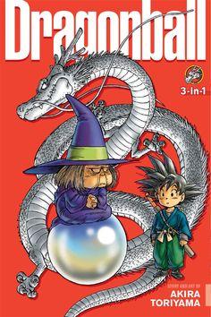 Dragon Ball (3-in-1 Edition), Vol. 3: Includes vols. 7, 8 & 9: Akira Toriyama: 9781421555669: Amazon.com: Books