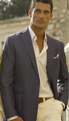 young david gandy on the catwalk Gentleman Mode, Gentleman Style, Gentleman Fashion, Sharp Dressed Man, Well Dressed Men, Fashion Moda, Mens Fashion, Classic Men, David James Gandy