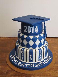 High School Graduation Cake — Graduation