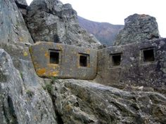 Inca sites abound in Peru - not just Machu Picchu, there are thousands more.
