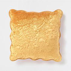 $59.90 WAVY VELVET PILLOW - Decorative Pillows - Bedroom | Zara Home United States