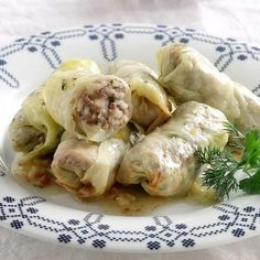 Λαχανοντολμάδες με ρύζι και κιμά Greek Recipes, Healthy Living, Good Food, Appetizers, Turkey, Meat, Chicken, Religious Art, Turkey Country
