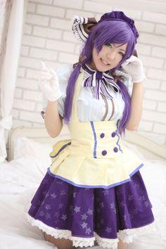 Nozomi Tojo | Love Live! School Idol Project