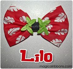 Lilo Bow - Magical Ribbons Shop
