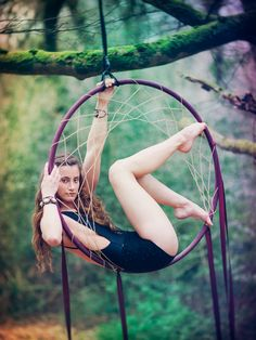 Dream Catcher Hoop aerial shoot, if I find an aerial hoop I wanna do a shoot like this.