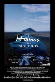 Heima is totally worth a viewing! All should give it a watch.