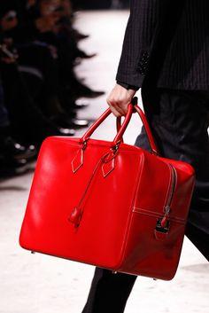 Detailed photos of Hermes Autumn (Fall) / Winter 2014 men's Hermes Handbags, Leather Handbags, Luxury Handbags, Fashion Bags, Mens Fashion, Hermes Men, Big Bags, Men's Bags, Beautiful Bags