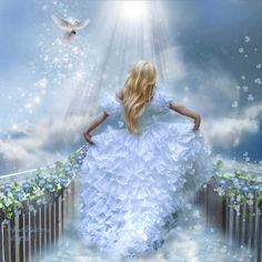 Dancing in Heaven by AprilLight on deviantART