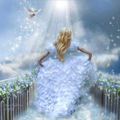 Dancing in Heaven by AprilLight on deviantART