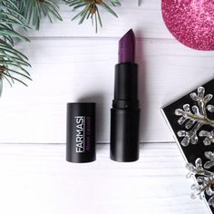 Its the violet matte lipstick from Lovely one . Try it ladies 💜 by Beauty Zone Farmasi Cosmetics, Beauty Makeup, Hair Beauty, Beauty Zone, Beauty Inside, Lip Care, Pretty Makeup, Matte Lipstick, Makeup Videos