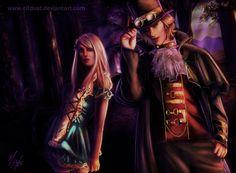 Another Wonderland by elfdust.deviantart.com