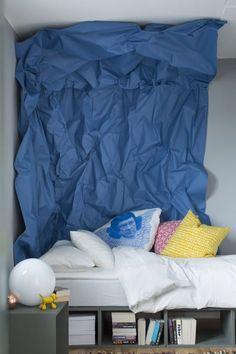 Casinha colorida: Um apartamento escandinavo nada, nada minimalista. Colorido? Sim!!!