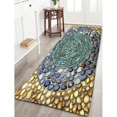 Wholesale carpets and rugs online, Rosewholesale offers cheap patterned bathroom carpets and round floor rugs with high quality, worldwide delivery. Diy Carpet, Rugs On Carpet, Pebble Mosaic, Cheap Rugs, Cheap Carpet Runners, Bath Rugs, Rug Material, Contemporary Decor, Country Decor
