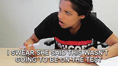 """She has already had the major life problems you have. 