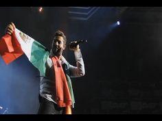 David Bisbal finaliza con éxito su gira en México