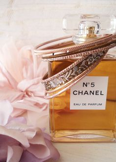 Chanel Every woman should own this perfume at one point in her life. When my grandma passed away I inherited her old bottle of Chanel no 5 parfum, I can still use the dabber & get such a great frangrance!