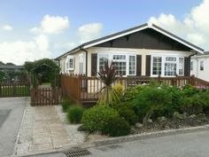 Our home of the week is 44 St Cadocs, a stunning holiday home from Park Homes, Luxury Holidays, Lodges, Cabins, Chalets