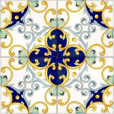 #Cevi #ceramica #lunacaprese www.vietri-ceramic.it
