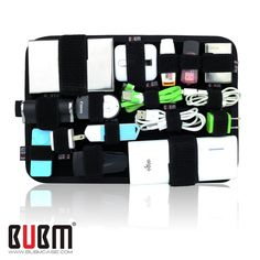 BUBM DIY Storagebag Organizer case USB pen drive/ mobile power /Travel Tool/Hard Disk/Outdoor case large capacity bag Wholesale-in Storage Bags from Home & Garden on Aliexpress.com | Alibaba Group