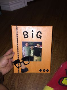 Made this for my big