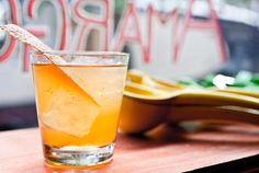 House gin & tonic @ Amor y Amargo #cocktails