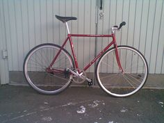 Fixed Gear Blog: My Gazelle Champion Mondial